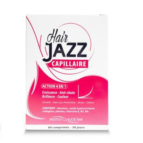 HAIR JAZZ - Vitamine für deine Haare