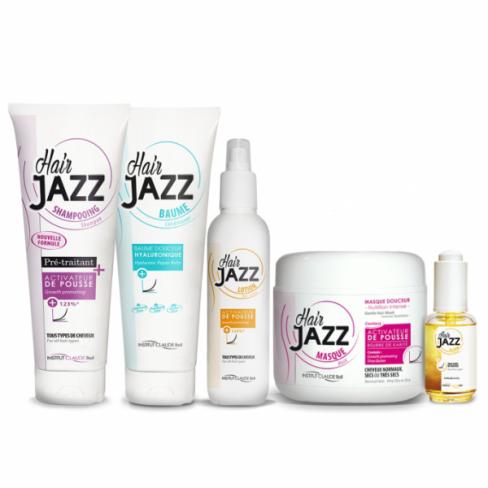 HAIR JAZZ - Programm für Wachstum und Pflege des Haars